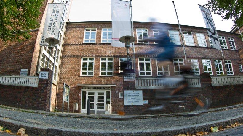 Die Stadtteilschule Alter Teichweg
