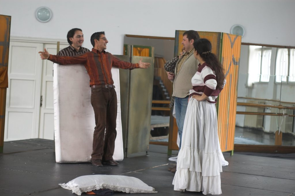 Musiktheater-Workshop