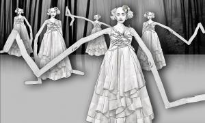 Kostümentwürfe Frau ohne Schatten - PDF 2-2