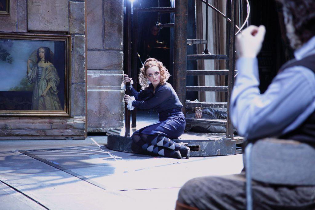Katerina Tretyakova als Lucia di Lammermoor