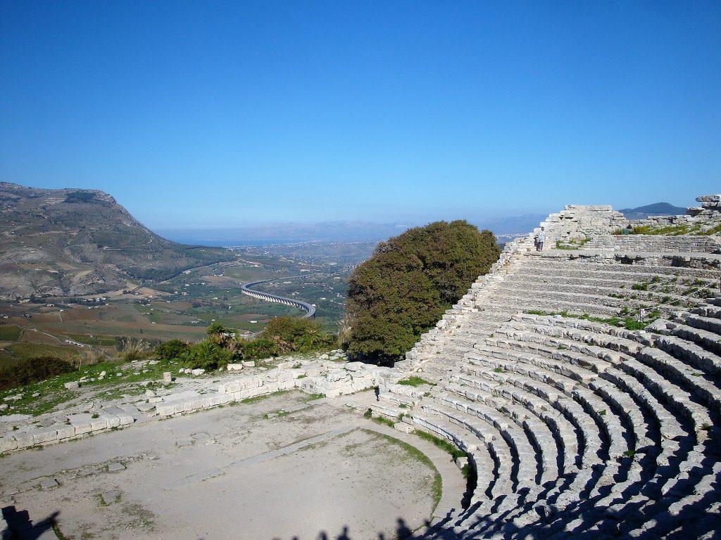 Theater von Segesta