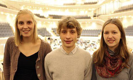 KonzertTester 3. Philharmonisches Konzert