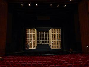 Bühnenbildentwurf