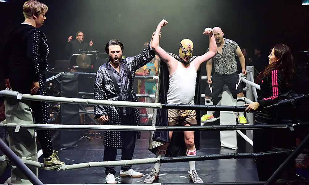 Ring & Wrestling Tester