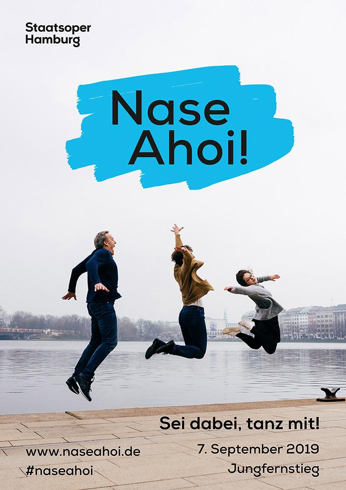 NaseAhoi!-Plakat