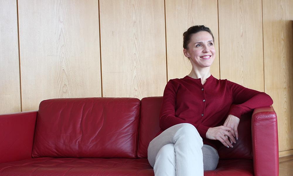 Olesya Golovneva / Katja Kabanova