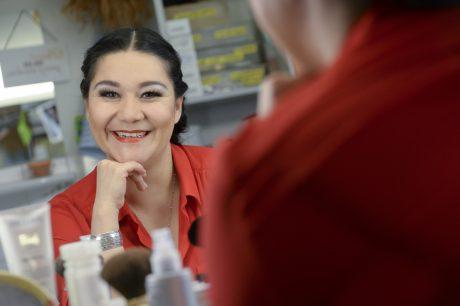 Auf einen Schnack mit: Hulkar Sabirova